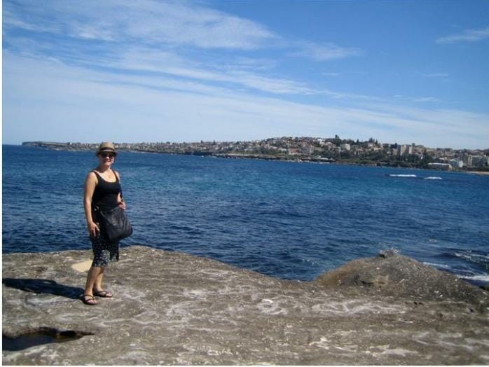 photo, image, beach, sydney