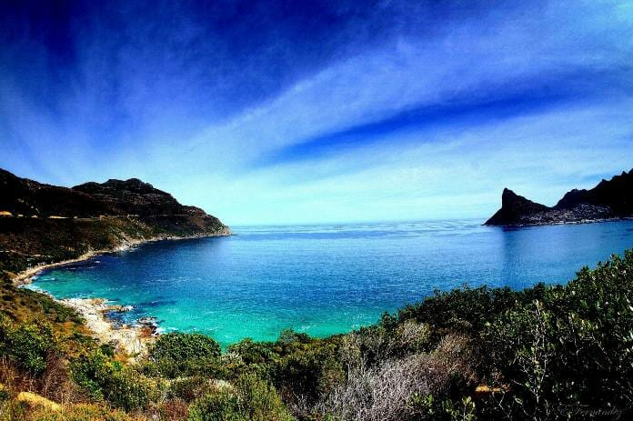 photo, image, chapman's peak drive, cape town
