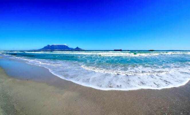 photo, image, table mountain, cape town
