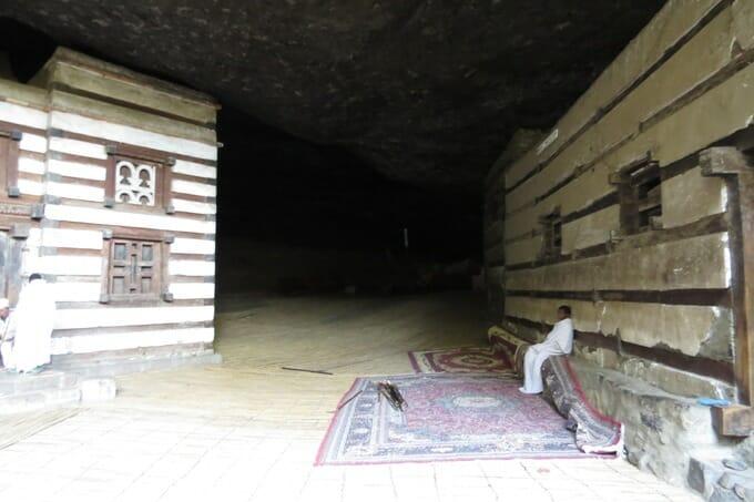 photo, image, Yemrehana Krestos Church