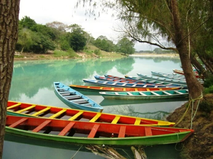 photo, image, boats, mexico