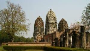 Solo Travel Destination: Sukhothai, Thailand