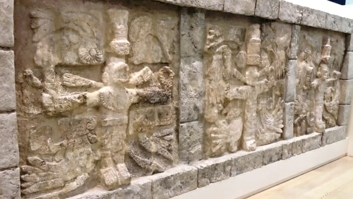 photo, image, mayan carving