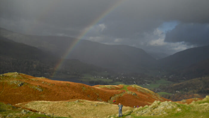 Hiking the fells of the Lake District was the first solo trip on which I realized that I am more than who I was brought up to be. Hiking was not part of my life until then.