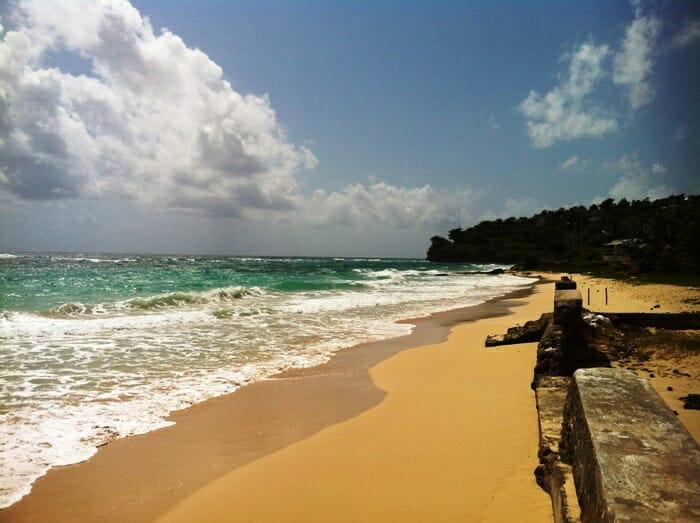 photo, image, long bay beach, negril