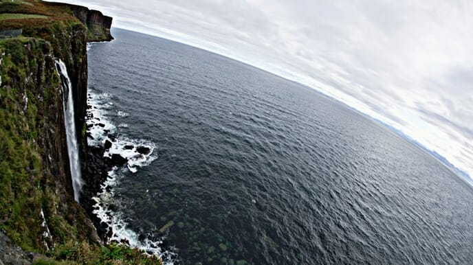 photo, image, kilt rock, isle of skye