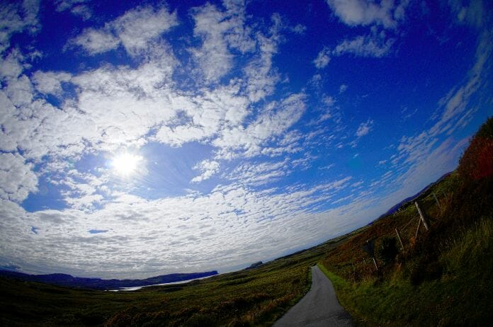 photo, image, sky, isle of skye