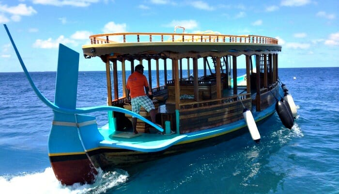 photo, image, boat, maldives