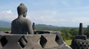 The Magnificent UNESCO Temples of Java: Walk with Me
