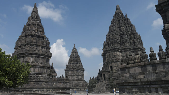 temples of java