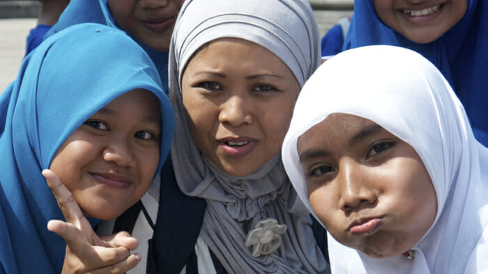 students, temples of java
