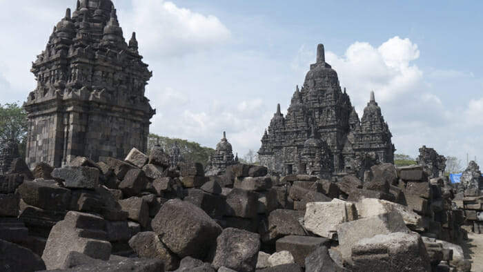 Prambanan, temples of java