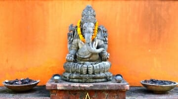 photo, image, ganesha, bali