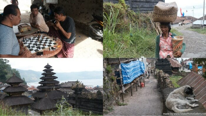 Life in Trunyan Village, ubud