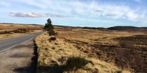 scotland road slide