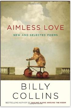 Billy Connelly's latest book of poetry. Such a dry perspective on the world.