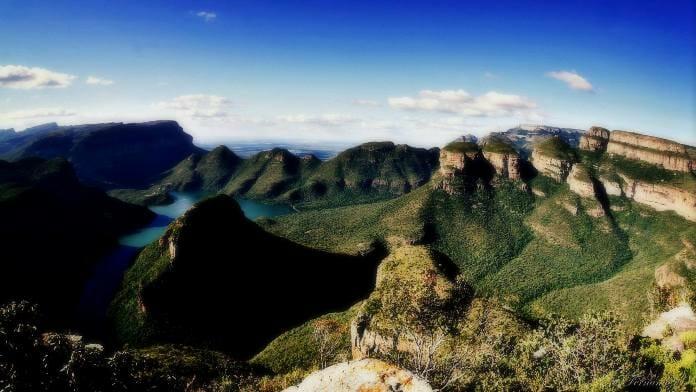 photo, image, blyde river canyon, south africa, mpumalanga