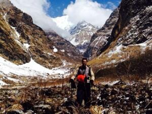 Pic of the Week: Heading for Base Camp, Nepal
