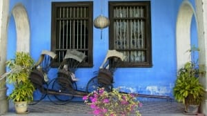 photo, image, blue mansion, george town