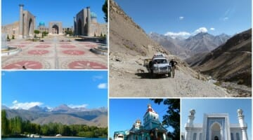 Travel Central Asia: 15 Tips