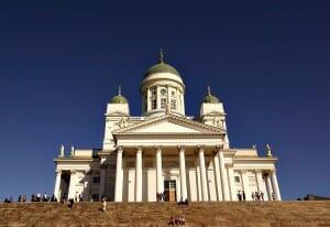 photo, image, helsinki cathedral