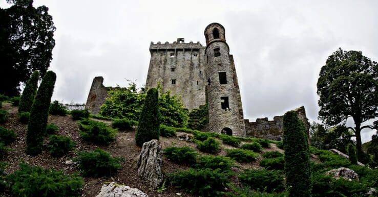 photo, image, blarney castle, ireland