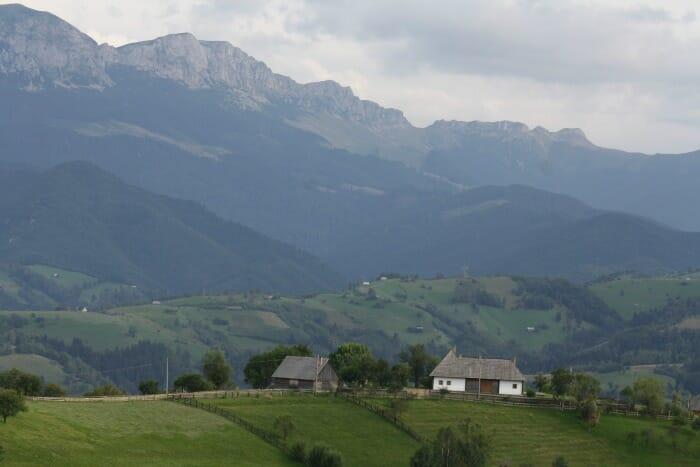 photo, image, mountain, romania