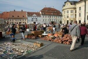 photo, image, market, romania