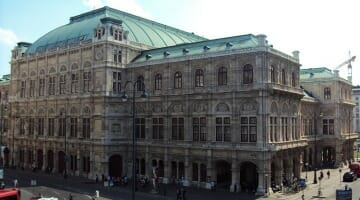 photo, image, royal opera, vienna