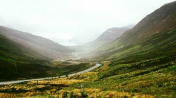 photo, image, Bealach nam Ba, scotland