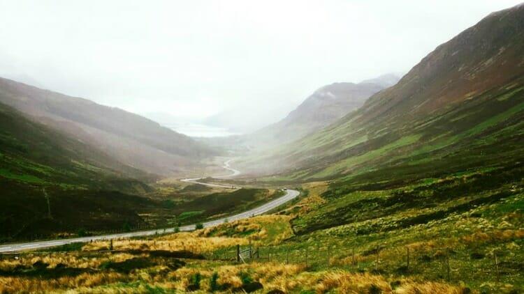 photo, image, Bealach nam Ba, scotland