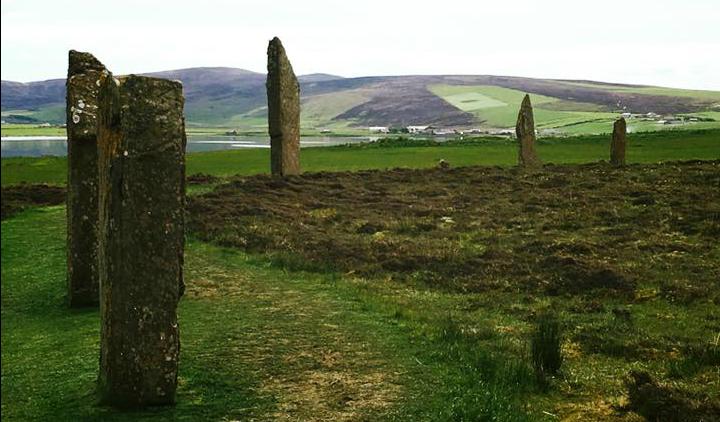 photo, image, Ring of Brodgar, scotland