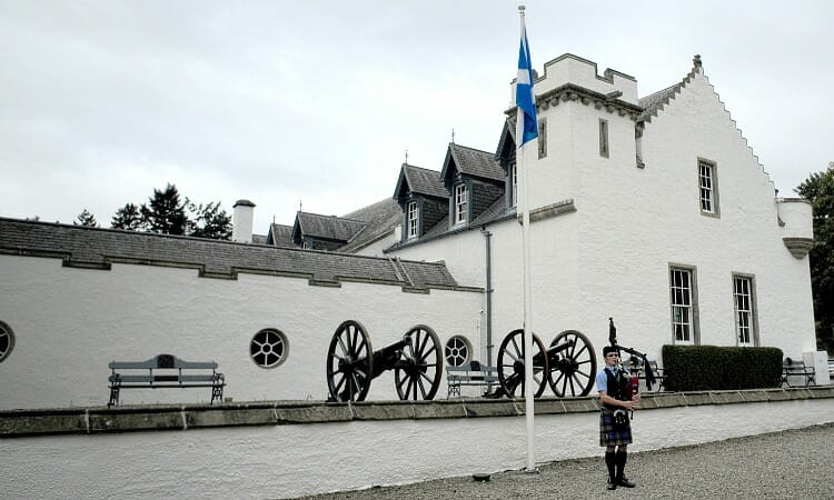 photo, image, blair atholl castle, scotland