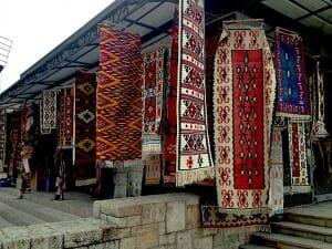 photo, image, old bazaar, skopje, macedonia