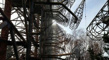photo, image, duga 3, chernobyl, ukraine