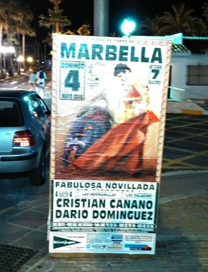 photo, image, poster, marbella