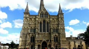 photo, image, salisbury cathedral,