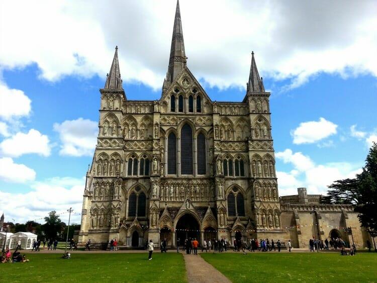 photo, image, salisbury cathedral,