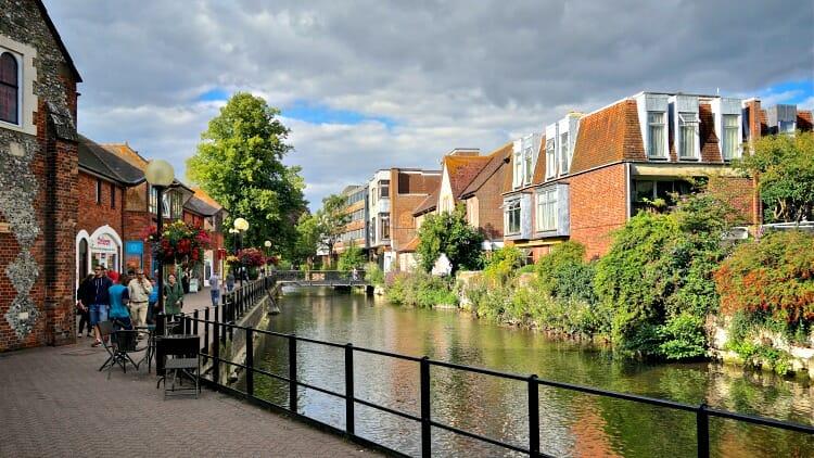 photo, image, riverside, salisbury