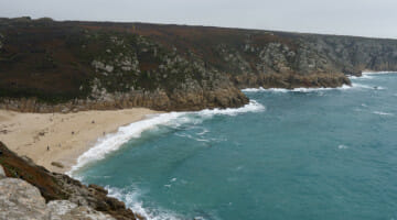 Solo Walking: the South West Coast of England in Photos