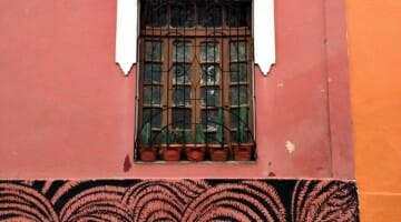 photo, image, merida, mexico, window