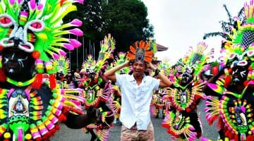photo, image, kalibo, Ati-Atihan Festival, philippines