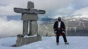 A Solo Ski Trip is a Social Affair