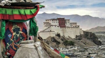 photo, image, shigatze, tibet