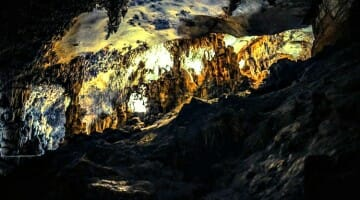 photo, image, drach caves, majorca, spain