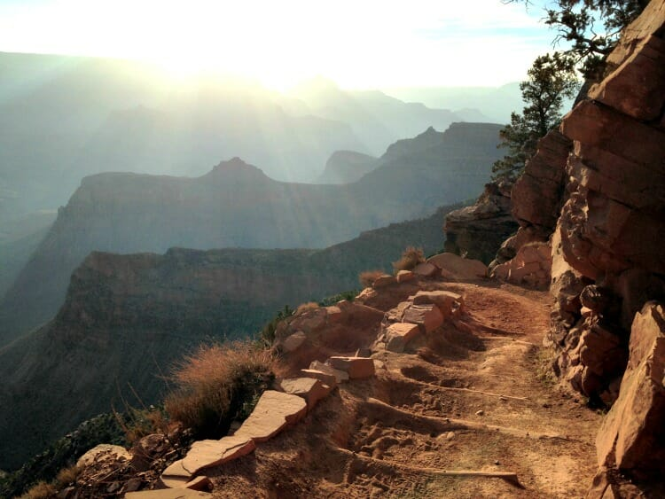 photo, image, grand canyon