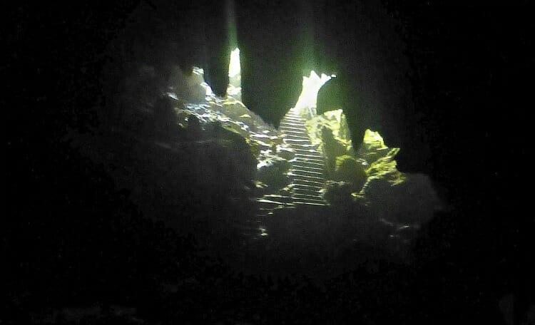 photo, image, st hermans cave, hopkin's, belize