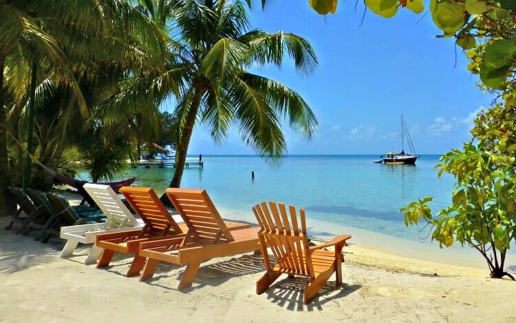 photo, image, beach, hopkins, belize