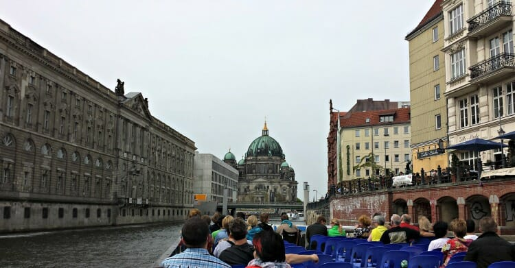 photo, image, berlin, boat tour