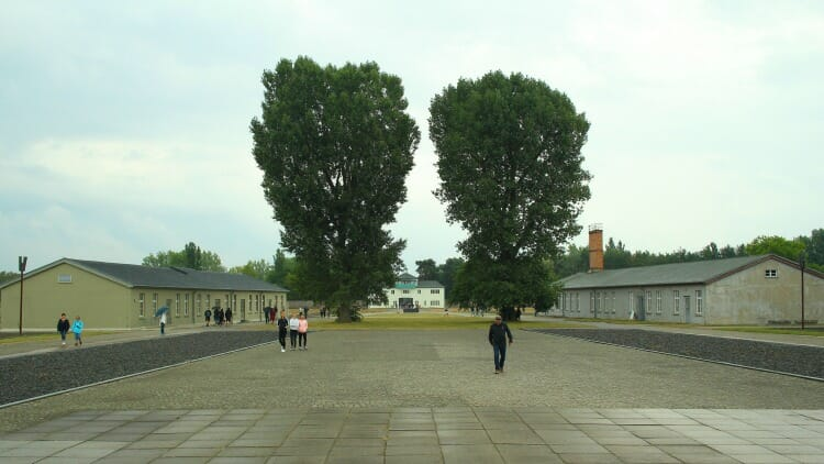 photo, image, Sachsenhausen concentration camp, berlin, germany